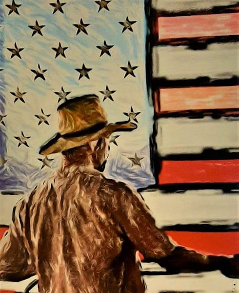 cowboy, Don W, photo, original, prints