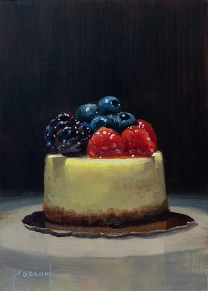 Cheesecake Art | Romanova Art