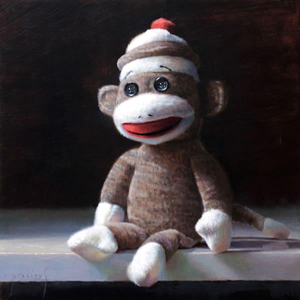 Monkey Business Art | Romanova Art