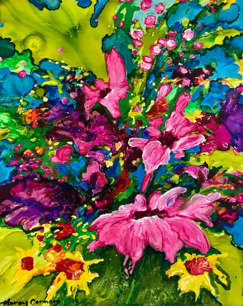 Abstract Images: Florals and Landscapes