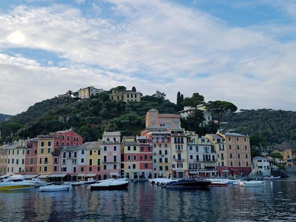 Beautiful Portofino #1 Limited Edition Matted Photography Art | Photoissimo - Fine Art Photography