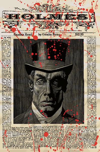 Holmes V1 Trade Cover Ai T Edition Art | Omaha Perez Art