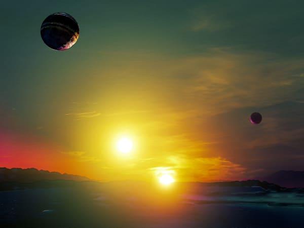 Planet Landscapes