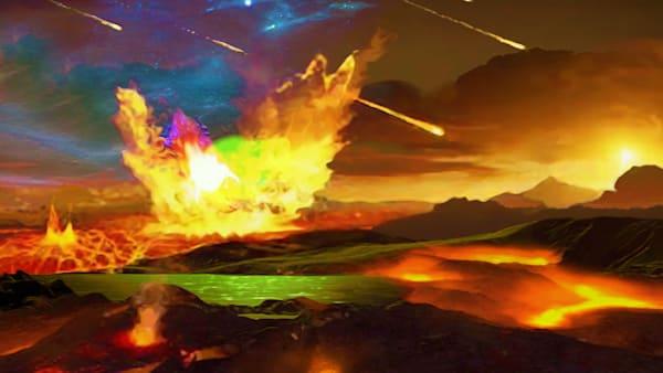Poison Planet Art | Don White-Art Dreamer