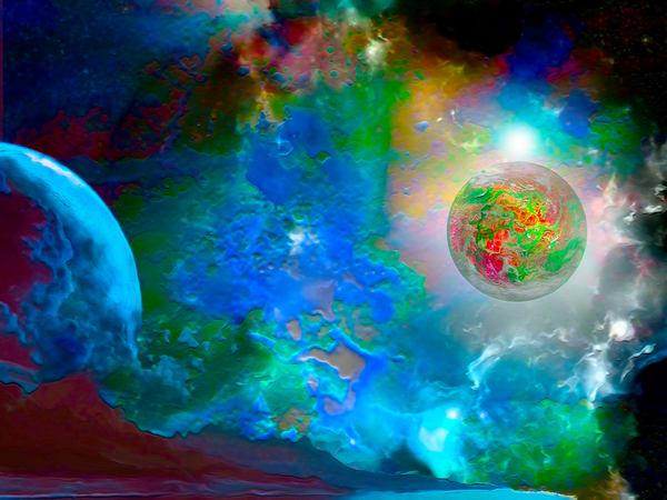 Celestial Presence Art | Don White-Art Dreamer