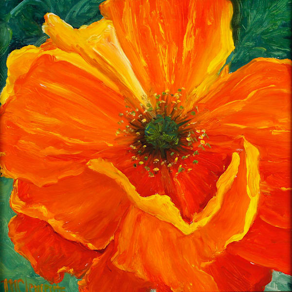 A Taste Of Sunshine Art | Marsha Clements Art