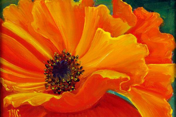 Mandarin Dance Art | Marsha Clements Art