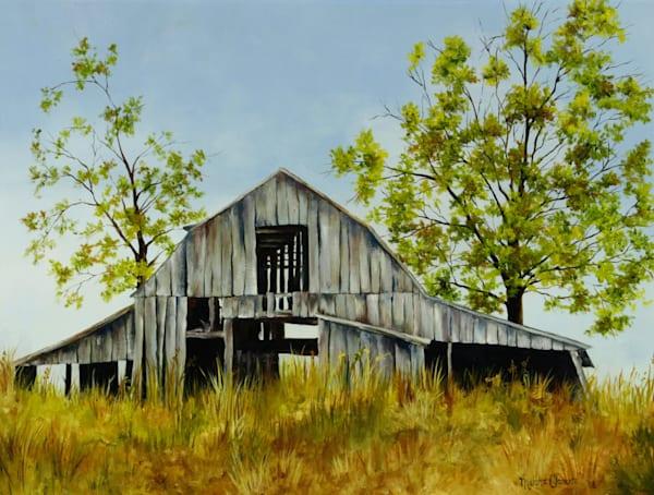 Grandpa's Barn Art | Marsha Clements Art