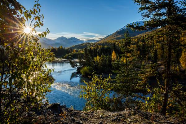 Eagle River Fall