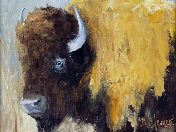 Plains Warrior Art | Marsha Clements Art