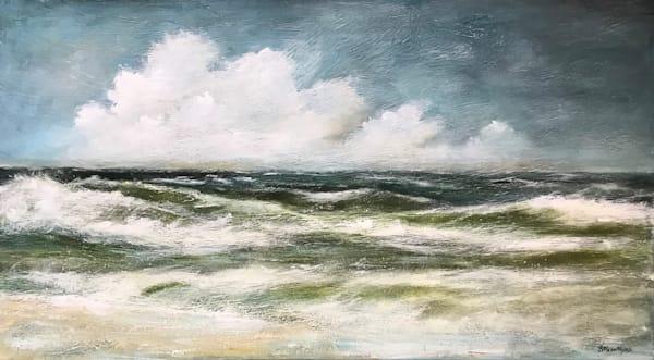 Rough Seas Ahead Art | B Mann Myers Art