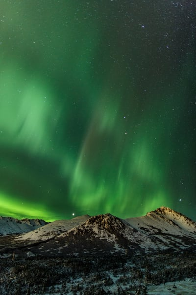 Chugach Lights 2