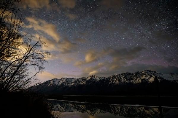 Knik Star Clouds