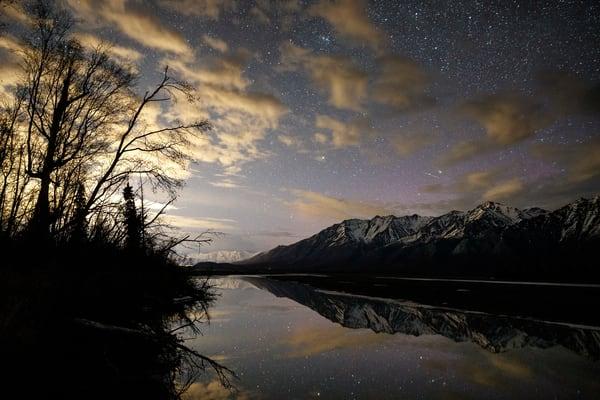 Knik Star Clouds 2