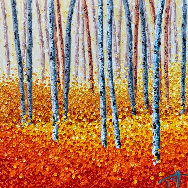 Fanta Forest   Original Oil Painting Art | Tessa Nicole Art