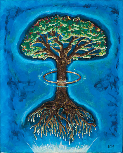 Uprooted Art | Metaphysical Art Gallery