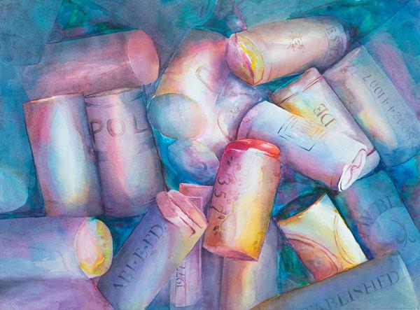 Corks Art | ArtByPattyKane
