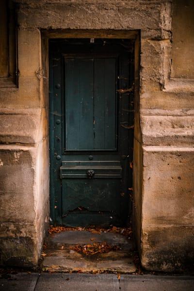 Doors of Ixelles No. 10, Brussels, Belgium 2018