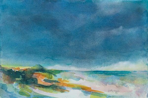 Storm On The Horizon Art | ArtByPattyKane