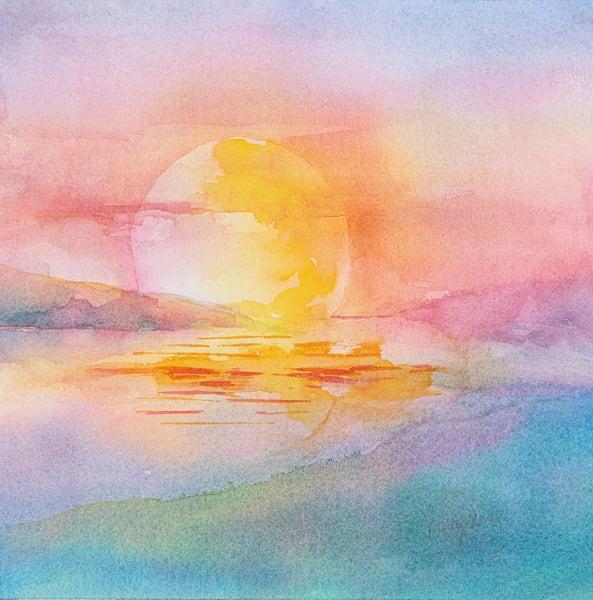 Florida Sunrise I Art | ArtByPattyKane