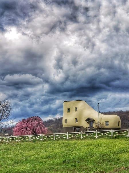 """The Shoe House"" Photography Art | Inspired Imagez"