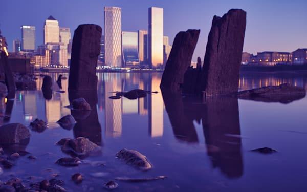 Vertical Vanes Art   Martin Geddes Photography