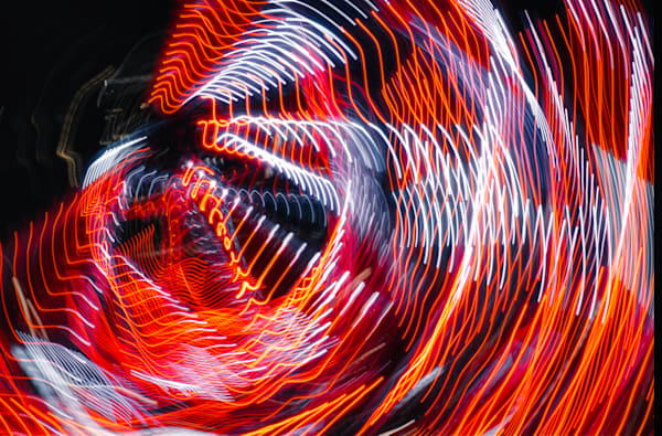 Sculpture Spinning Art | Martin Geddes Photography