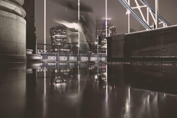 Ghost Of Tower Bridge Art | Martin Geddes Photography