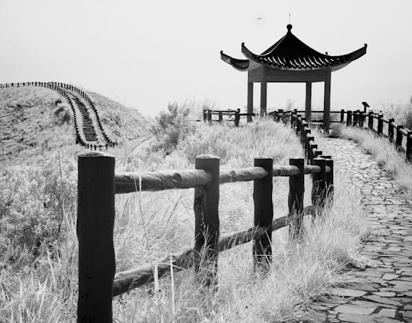 Journey, China Photography Art | The World in Black and White