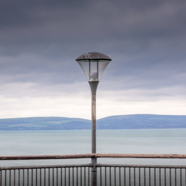 Boscombe Pier Light Art | Roy Fraser Photographer