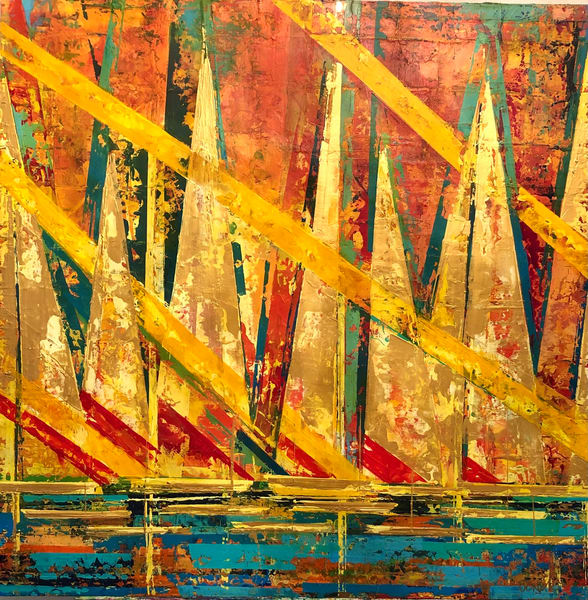Regatta Art | benbonart