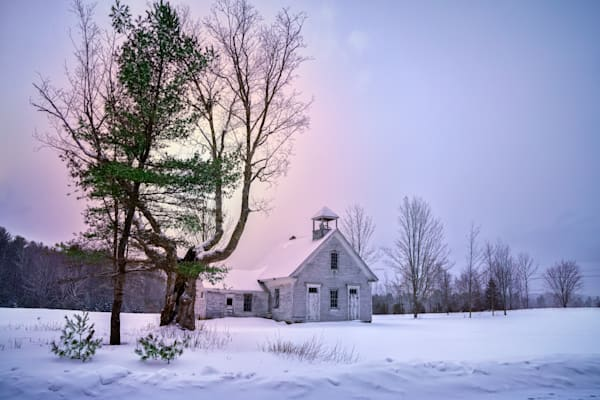 Snow Day | Shop Photography by Rick Berk