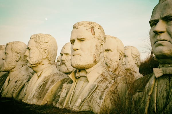 Ruins Of Presidents