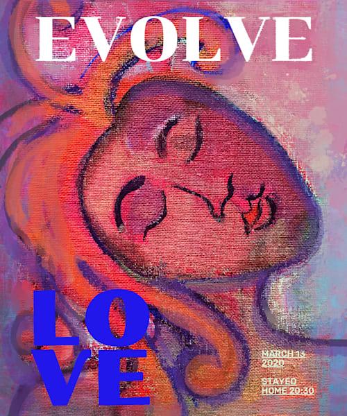 Evolve Love Art | Polly Alice Design