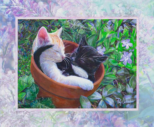 Purr I Winkles Art | Cincy Artwork