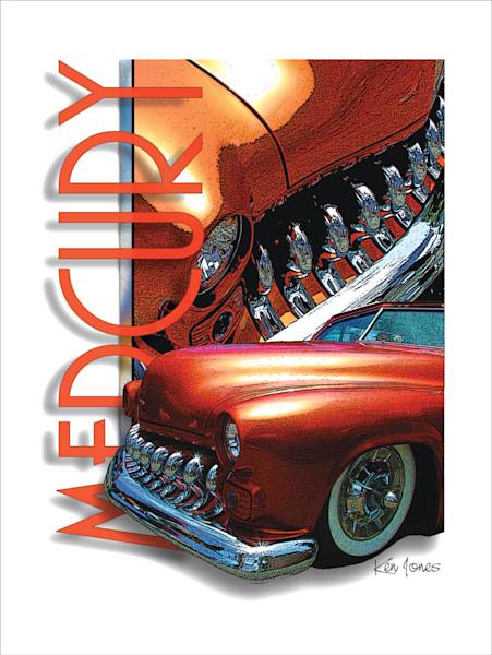 53 Merc Flattened Art | Ken Jones Graphics