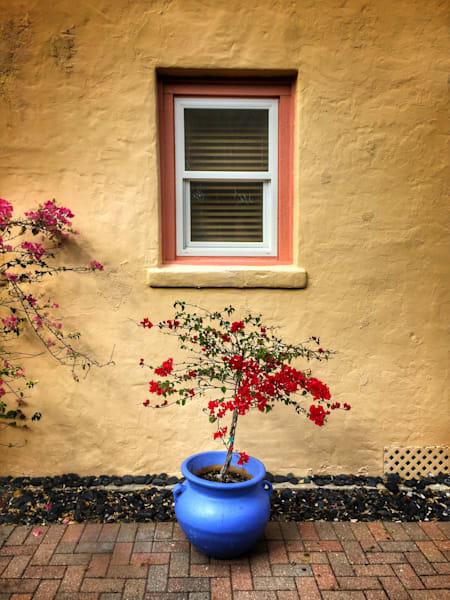 A Blue Pot in Stuart
