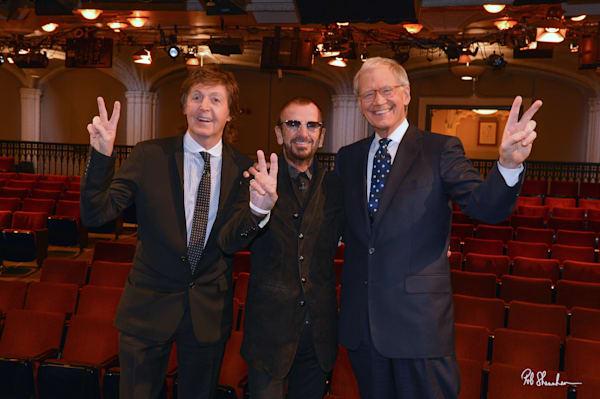Paul Ringo Letterman