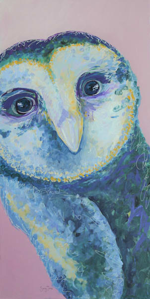 "Harriet, 15x30"" Original Painting Art 