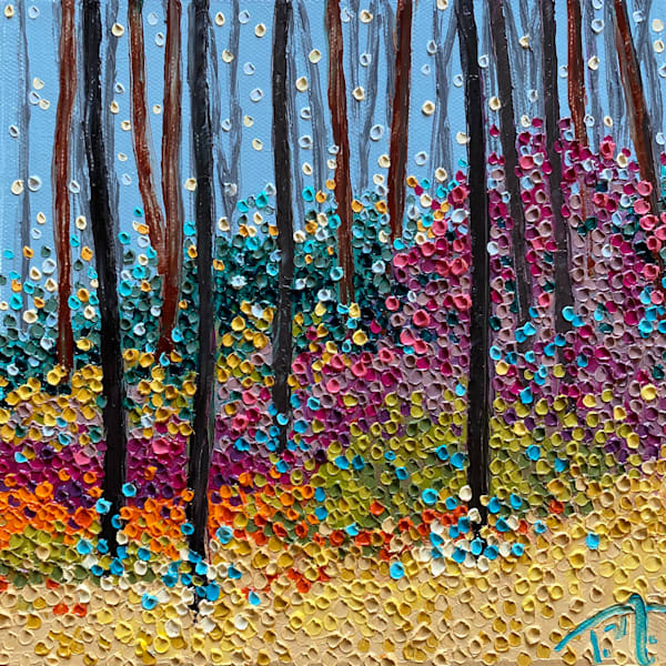 Walk With Me   Original Oil Painting Art | Tessa Nicole Art