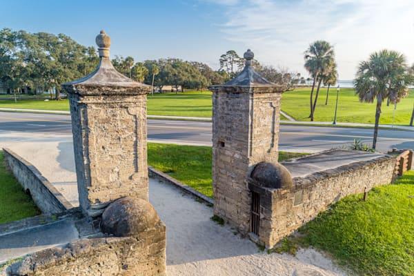 Historic City Gates Photography Art   kramkranphoto