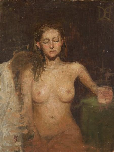 Nude In Light Art | Artemesia Galerie