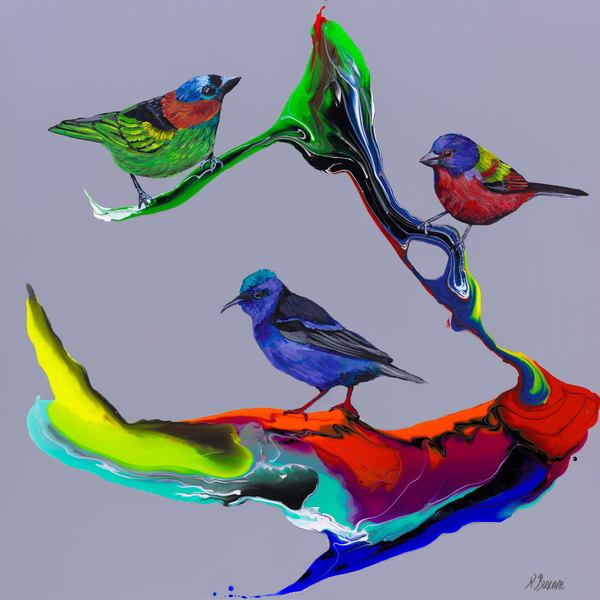 A Bird's World