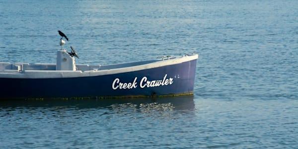 Print: Set Sail With The Charleston Creek Crawler