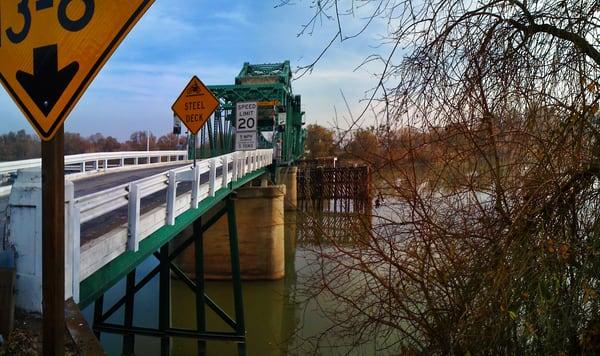 Delta Bridge Art | Patrick Cosgrove Art and Photography