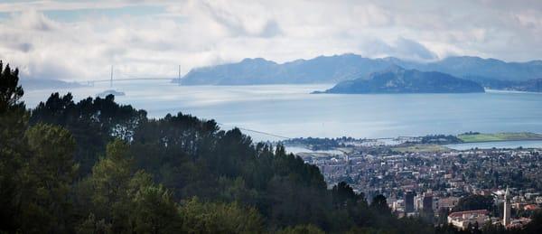 Golden Gate To Berkeley Art   Patrick Cosgrove Art and Photography