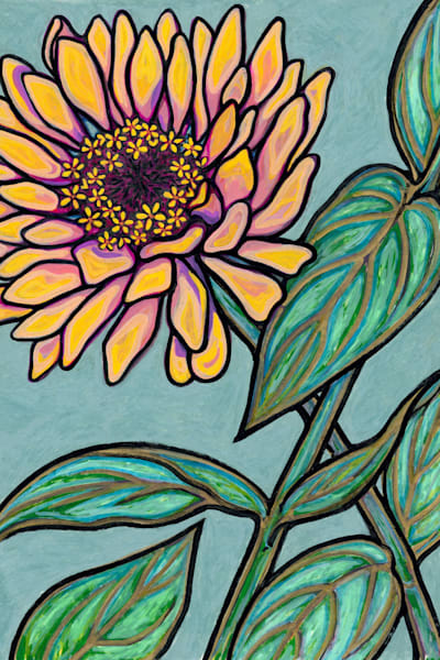 Backyard Beauty Art | Kim P. Bartholomew