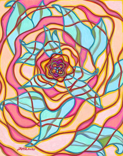 Late Bloomer Art | Kim P. Bartholomew