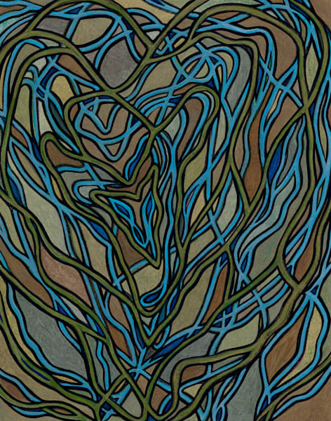 Ingrained Art | Kim P. Bartholomew