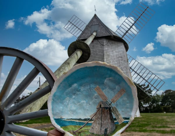 Godfrey Windmill Photography Art | The Colors of Chatham